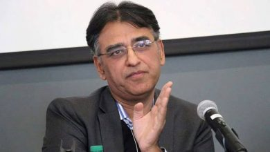 Photo of Asad Umar warns of second lockdown amidst rising COVID 19 cases