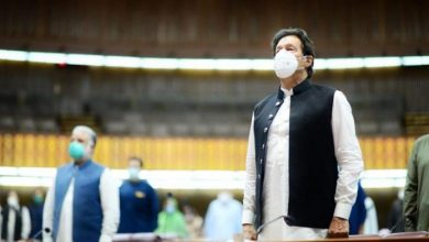Photo of PM Khan urges Pakistanis to wear masks to prevent second wave