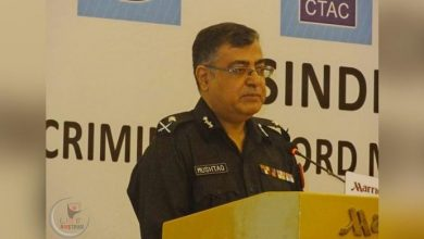 Photo of IG Sindh delays leave, order restored in Sindh Police