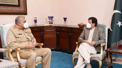 Photo of PM Khan, COAS Bajwa discuss security situation of Pakistan
