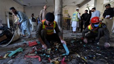 Photo of At least 7 dead, over 100 injured in Peshawar Madrassa blast