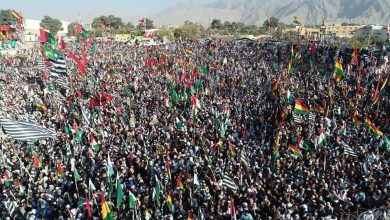 Photo of PDM's power show in Quetta leaves critics stunned