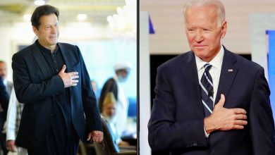Photo of PM Khan felicitates Joe Biden on winning US Presidential elections