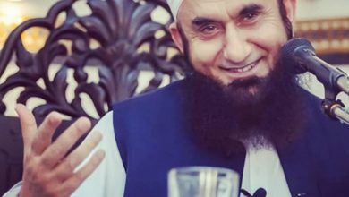 Photo of FBR says Maulana Tariq Jameel is an artist, took 10 lacs for nikkah