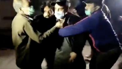 Photo of Punjab Police manhandles and arrests Yousaf Raza Gilani's son, Kasim Gilani