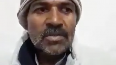 Photo of Christian sanitary worker humiliated & tortured in Quetta over loan dispute