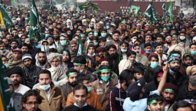 Photo of Tehreek e Labaik raises havoc in Rawalpindi, security tightened