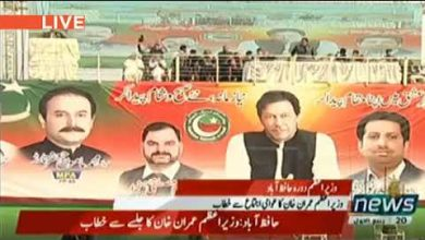 Photo of PM Khan makes startling claims in Hafizabad jalsa