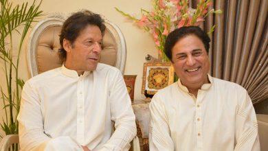 Photo of PM Khan's close friend Naeem Bukhari appointed Chairman PTV