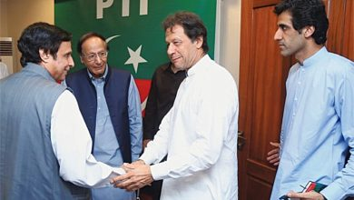 Photo of PTI left embarrassed after PML-Q snubs lunch invitation