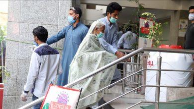 Photo of Pakistan's coronavirus positivity ratio reaches 5.56%