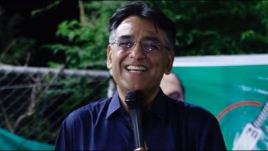 Photo of Record 383,000 vaccinations carried out in a day: Asad Umar