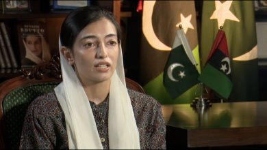 Photo of Celebrate responsibly, Aseefa Bhutto Zardari appeals to the people