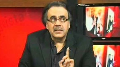 Photo of Imran Khan should ask ISI which cabinet members visited Israel: Dr Shahid Masood