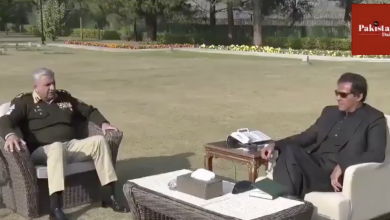 Photo of Pak Army chief calls on PM Khan, discusses security situation