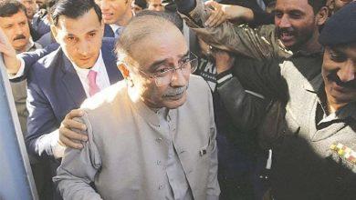 Photo of Zardari's health worsens, shifted to a hospital in Karachi: Sources