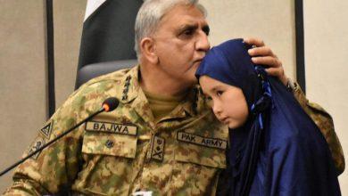 Photo of COAS Gen Qamar Javed Bajwa meets bereaved Hazara families