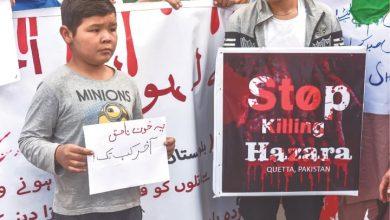 Photo of PM Khan & Zulfi Bukhari's statements reflect that Hazaras have no friends in power (Opinion)