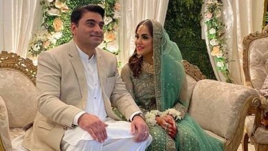Photo of 41 year old Nadia Khan ties the knot again