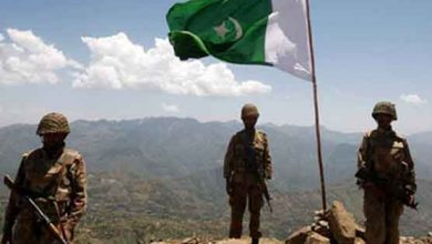 Photo of FC soldier embraced martyrdom in a cross-border attack from Afghanistan