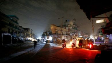 Photo of Massive electricity blackout overnight plunged Pakistan into darkness