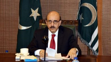 Photo of There is no out-of-box solution of Kashmir issue: AJK president