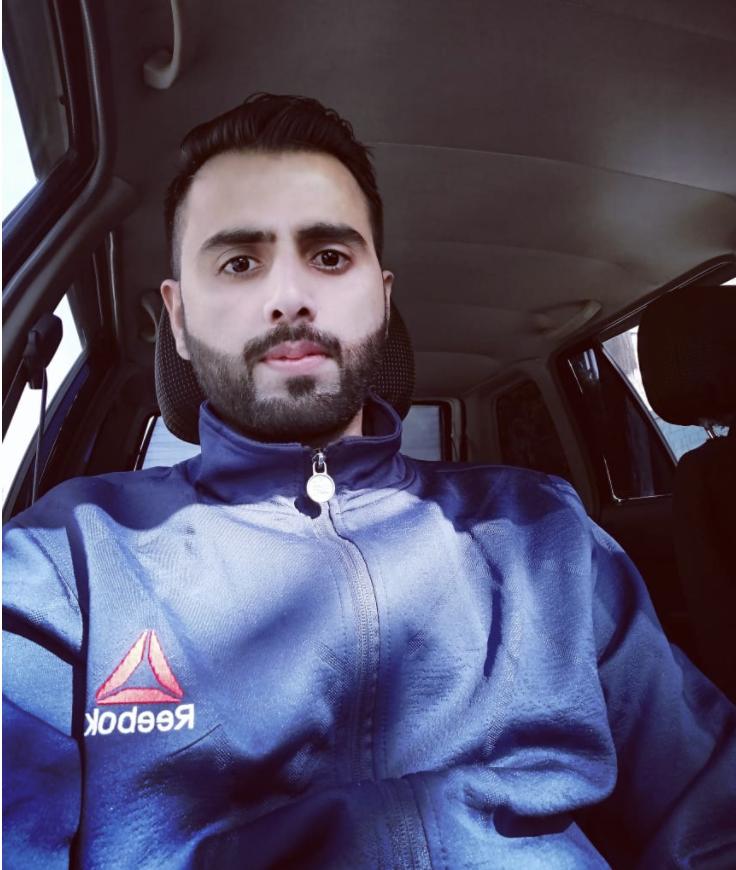 Photo of Bilal Azmat
