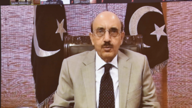 Photo of Kashmir solidarity day aims to shape global opinion in favour of Kashmiri people: AJK president