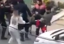 Photo of Singer Bilal Saeed assaults woman in front of Dolphin Police