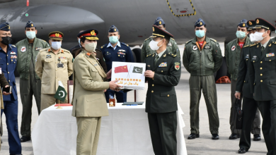 Photo of Pakistan Army receives coronavirus vaccine gift from China