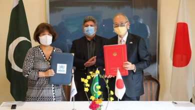Photo of Japan donates $3.7 million to support refugees, host communities