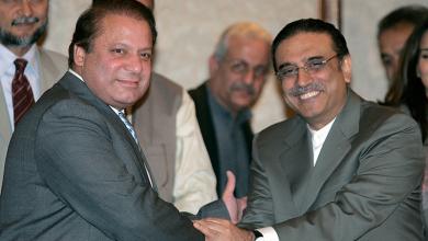 Photo of Nawaz, Zardari discuss future political manoeuvres via telephonic call