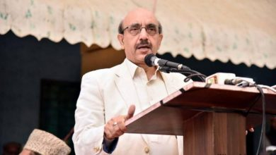 Photo of Peace can't be established on dead bodies of Kashmiris, AJK President