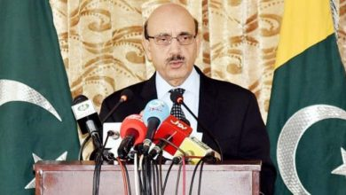 Photo of Kashmiris will never compromise on the right to self-determination: AJK President