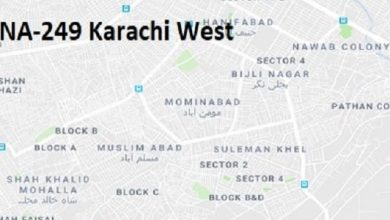 Photo of ECP announces schedule for Karachi's NA-249 by-poll