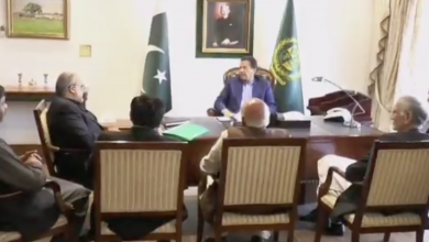 Photo of PM Khan meets MNAs to discuss Senate elections