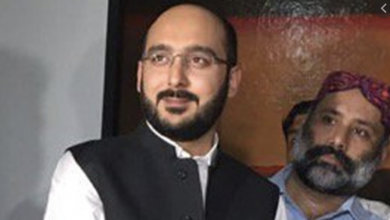 Photo of Ali Haider Gilani's leaked video dominates eve of Senate Elections