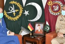 Photo of German Ambassador calls on COAS General Qamar Javed Bajwa