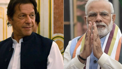 "Photo of ""India desires cordial relations with Pakistani people"", Modi's letter to Imran Khan"