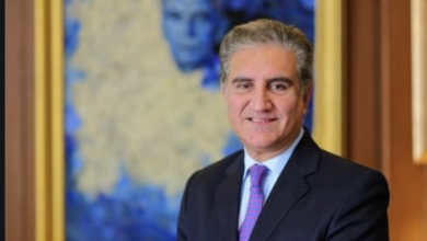 Photo of FM Qureshi to visit Tajikistan on 3-day tour