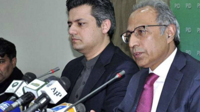 Photo of Hammad Azhar to replace Dr Hafeez Shaikh as Finance Minister