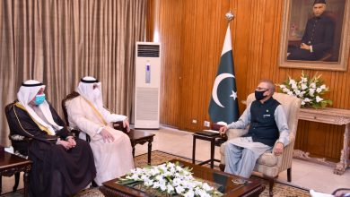 Photo of Foreign Minister of Kuwait calls on President Arif Alvi