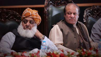 Photo of Cracks in PDM: Fazl telephones Mian Nawaz Sharif