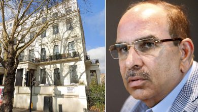 Photo of Malik Riaz still owns £50 million London mansion despite agreement with NCA