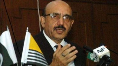 Photo of Masood appeals to WHO and OIC to intercede to fight coronavirus in IOJK