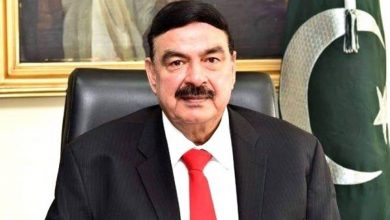 Photo of Govt will take action against the man who allegedly kicked Marriyum Aurangzeb: Sheikh Rasheed