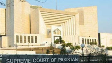 Photo of NA-75: SC rejects PTI's plea to declare ECP re-polling decision 'illegal'