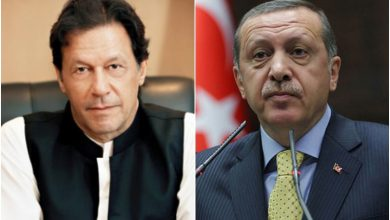 Photo of PM Imran receives a call from President of Turkey