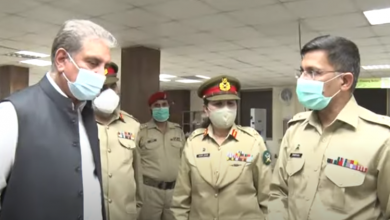 Photo of Foreign Minister visits Armed Forces Institute of Rehabilitation Medicine