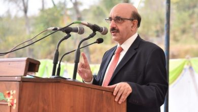Photo of Masood lauds PRCS' efforts for helping vulnerable communities in AJK, Pakistan
